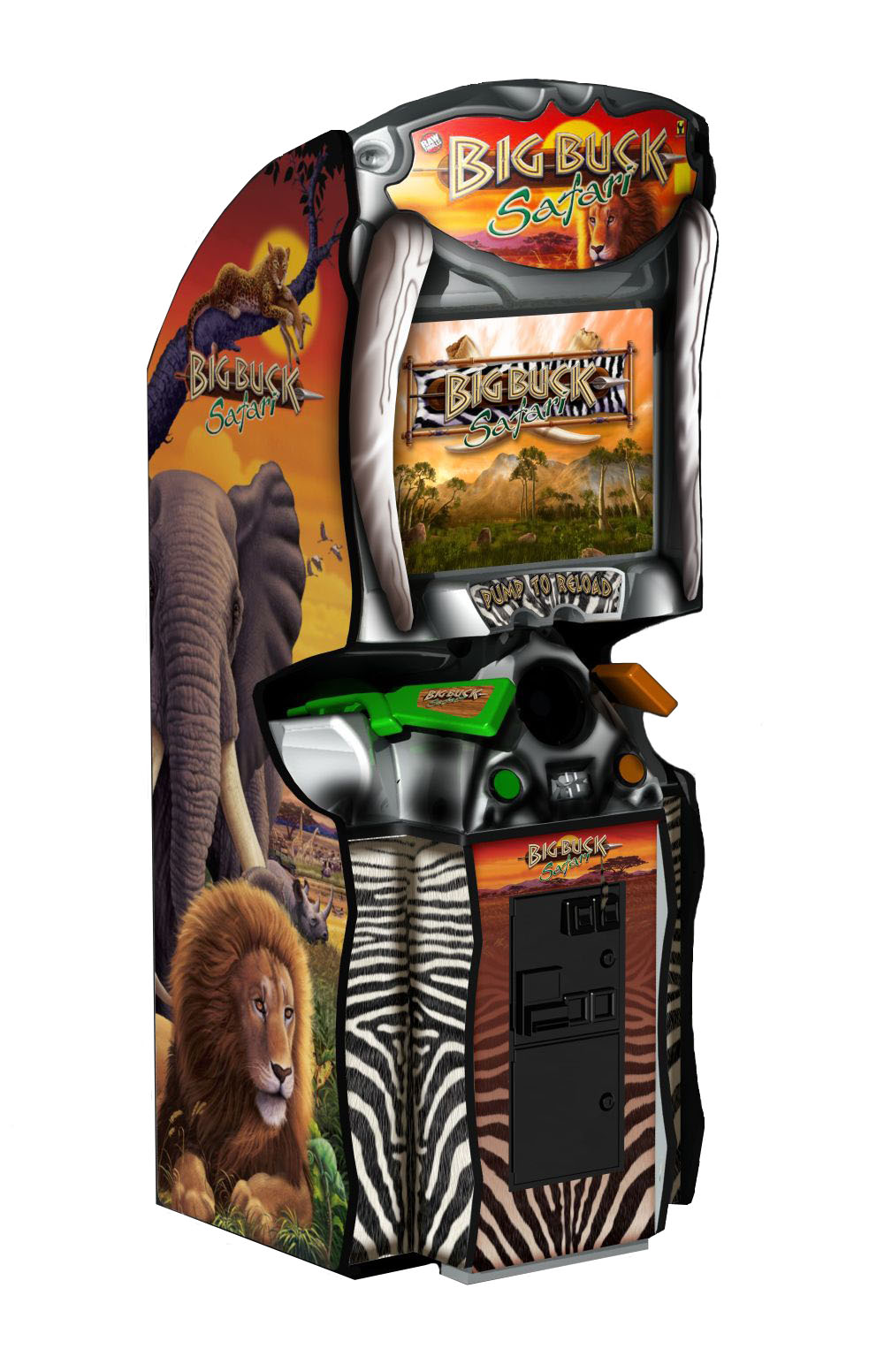 Buck Hunter Safari