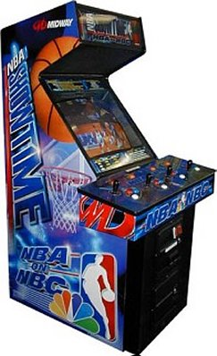 NBA on NBC/NFL Blitz