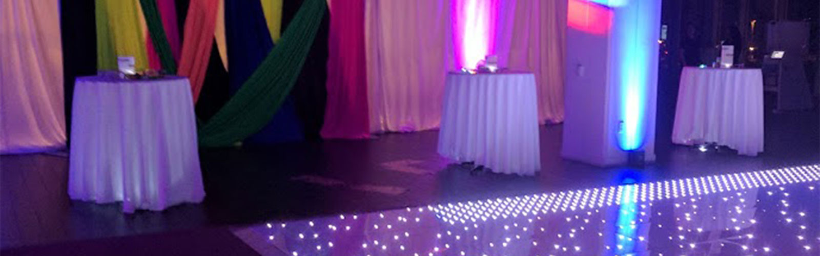 Corporate Event Lighting